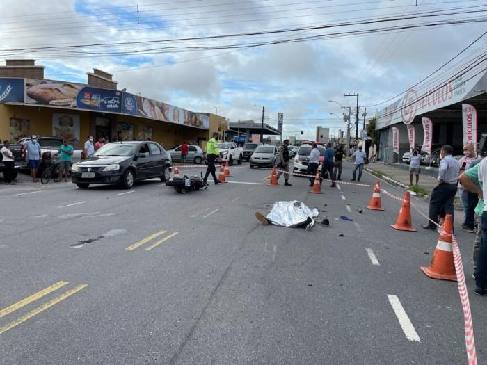 Motorista suspeito de provocar acidente e matar jovem de 21 anos tinha ingerido bebida alcoólica